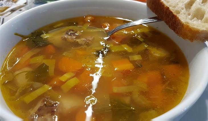 Olejová polievka
