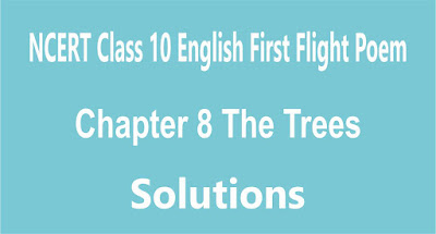 Chapter 8 The Trees