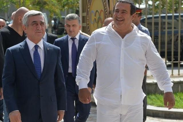 El ascenso político y la caída del magnate Gagik Tsarukyan. Por Nerses Kopalyan