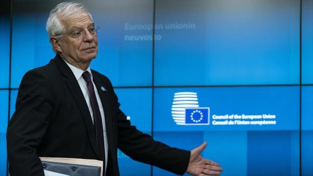 El jefe de la Diplomacia de Unión Europea llegará el lunes a Irán