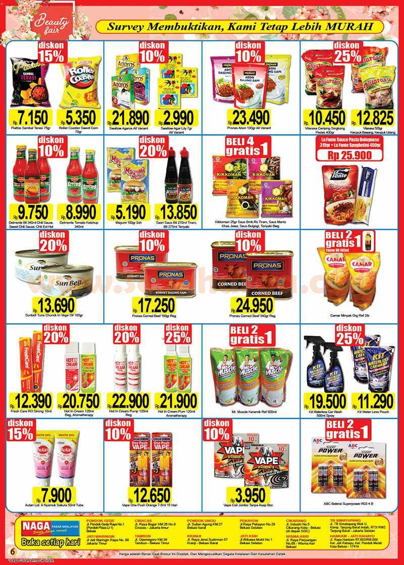 Katalog Promo Naga Pasar Swalayan 25 November - 10 Desember 2020 6
