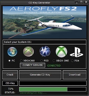 Aerofly FS 2 Flight Simulator Key Generator (Free CD Key)