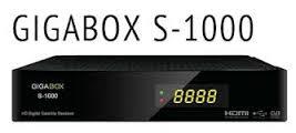 ATUALIZAÇÃO GIGABOX S1000 24/09/2015