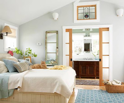 Kamar Tidur Minimalis Dengan Sejuta Warna Menarik