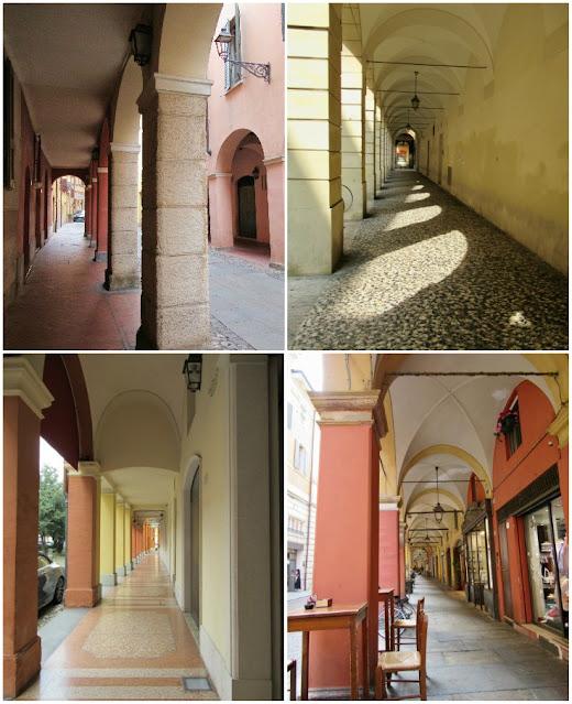 portici modena