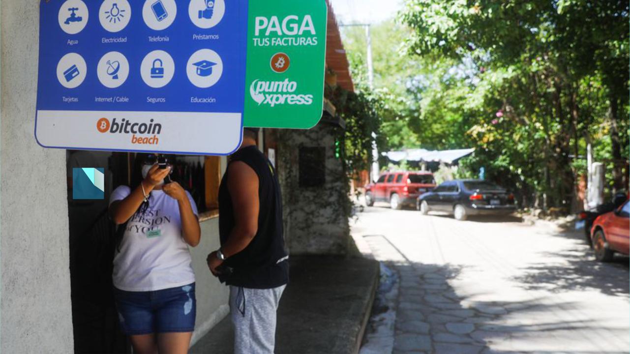 Bitcoin Resmi El Savador