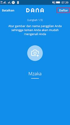 Cara Mendapatkan Uang Gratis Terbaru dari Aplikasi Dana Android