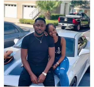 BBNaija 2018 winner, Miracle Steps Out With New Lover [Photos]
