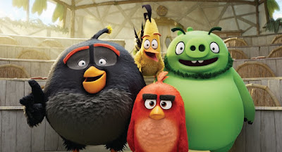 Angry Birds 2 Póster