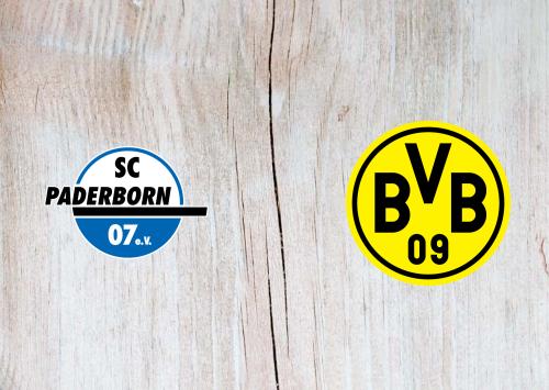 Paderborn vs Borussia Dortmund -Highlights 31 May 2020