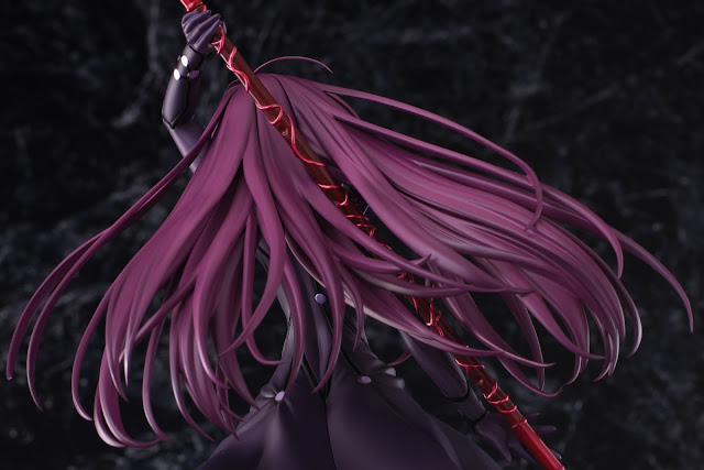 Lancer/Scathach 1/7 de Fate/Grand Order, PLUM.