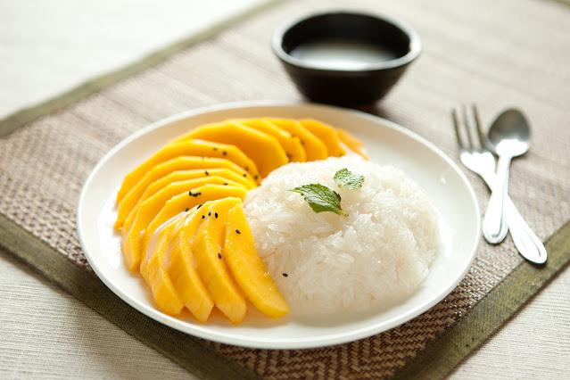 Mangga Kaya Vitamin