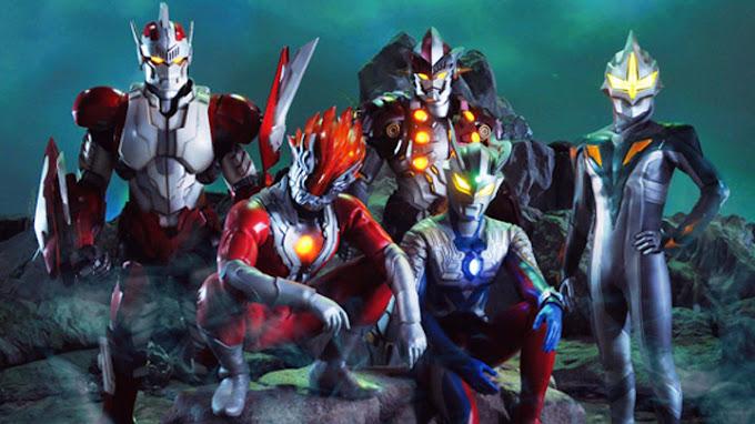 Ultra Zero Fight: Shining Zero Subtitle Indonesia
