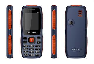 maximus feature phone m80