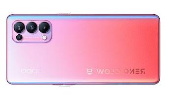 أوبو رينو Oppo Reno5 Pro 5G الإصدارات: PDSM00, PDST00