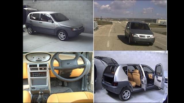 Konsep Mobil Timor S213i