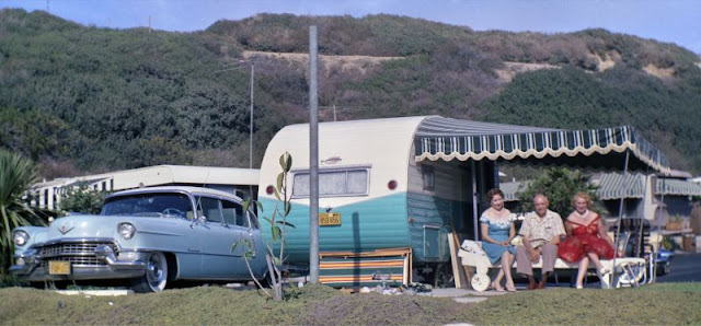 Mobile Homes: The Hot Housing Trend of the 1950s and '60s