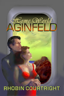 "Cover ""Home World ~ Aginfeld"""