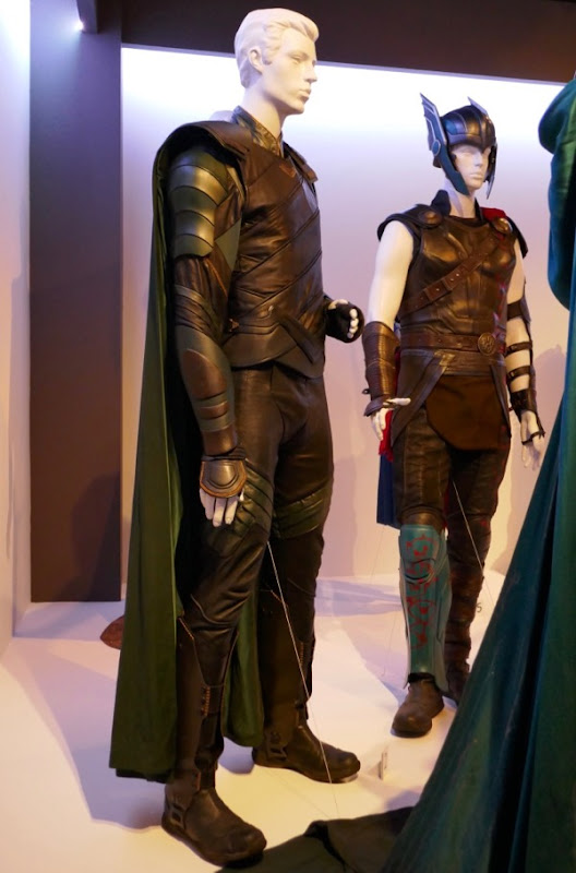 Thor Ragnarok Loki film costume