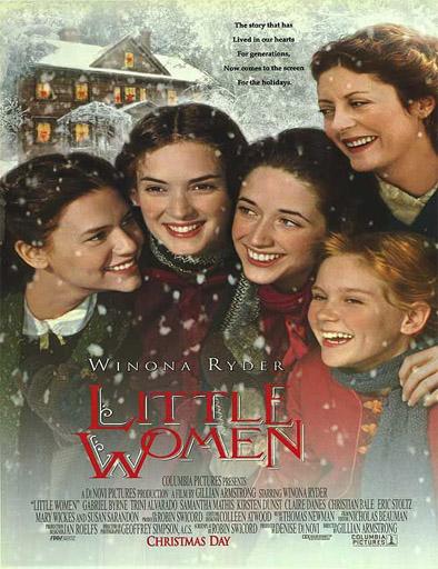 Ver Mujercitas (Little Women) (1994) Online