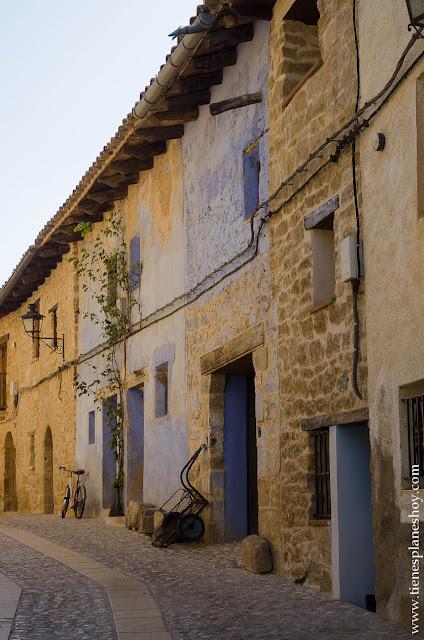 Valderrobres viaje Matarraña Teruel diario escapada que ver, pueblos encanto