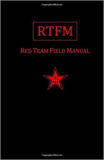 Top hacking books kalitut tutorial rtfm red team field manual fandeluxe Choice Image