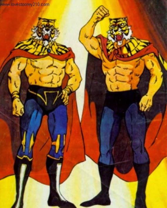 تقرير انمي Tiger Mask , Tiger Mask اون لاين , Tiger Mask الجزء الاول , تحميل Tiger Mask , الانمي النمر المقنع بجميع مواسمه الثلاثه