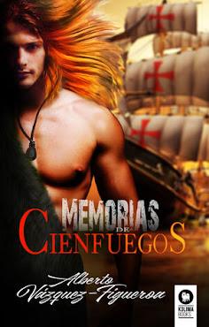 Entrevista al escritor Alberto Vázquez Figueroa, autor del libro Memorias de Cienfuegos.