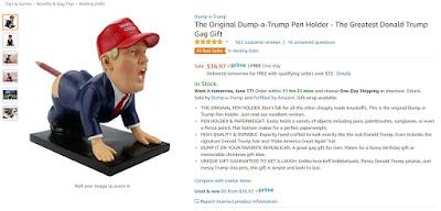 Amazon Trump gift