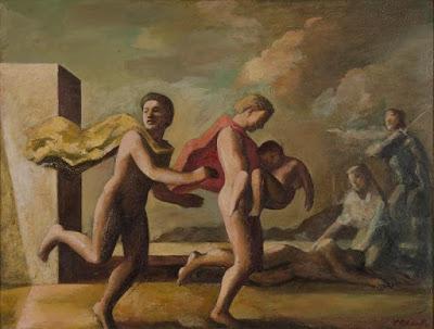 The Escape of Orestes, Jean Bellette