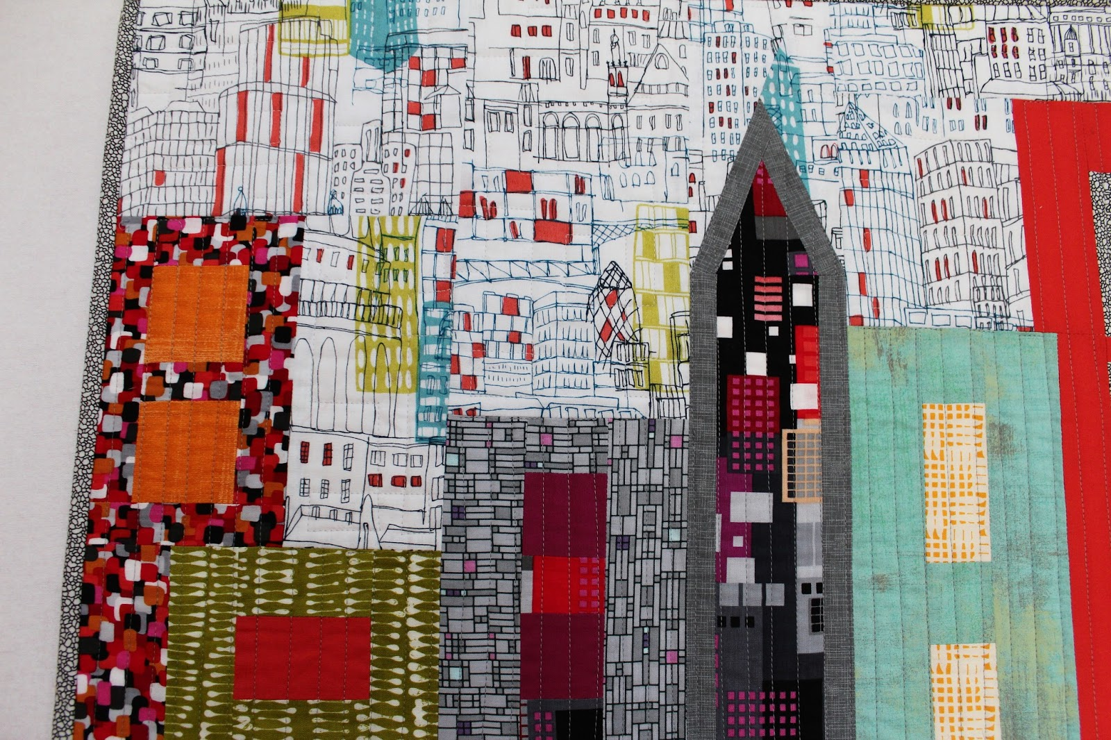 Between Quilts: Spring 2013 Bloggers Quilt Festival