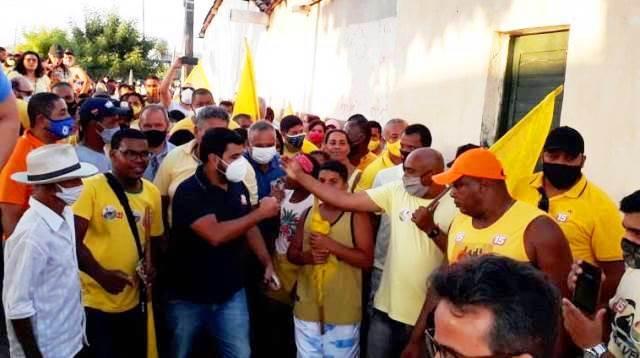 Após rejeição de contas, Gabirabas temem a perda dos empregos em eventual reeleição de Hagge
