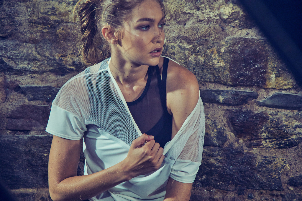 "Gigi Hadid: ""Working Out isn't Only Physical for Me"""
