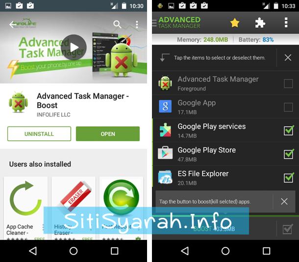 Aplikasi Android agar hp tidak panas