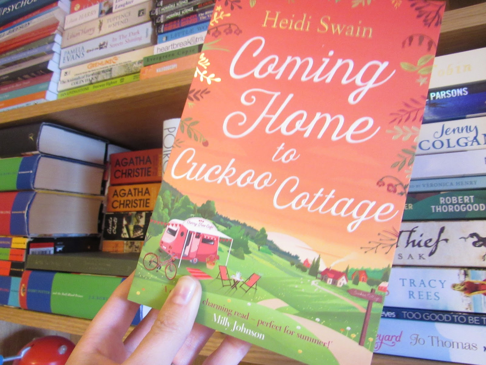Blooming Fiction Book Review | Coming Home To Cuckoo Cottage