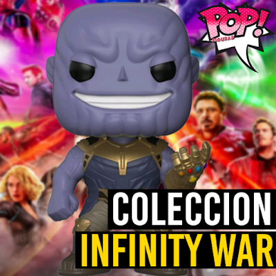 Lista de figuras funko pop de Funko POP Los Vengadores: Infinity War