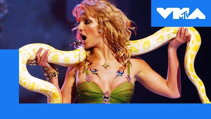 Britney Spears IS The VMAs