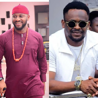 You're Very Wicked and Stingy - Zubby Michael Roasts Yul Edochie on Twitter