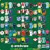 Confira todas as camisas dos clubes do Campeonato Holandês 2020/21