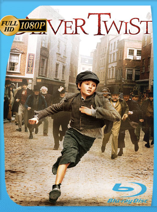 Oliver Twist (2005) BRRip HD 1080p Latino [GoogleDrive] [tomyly]