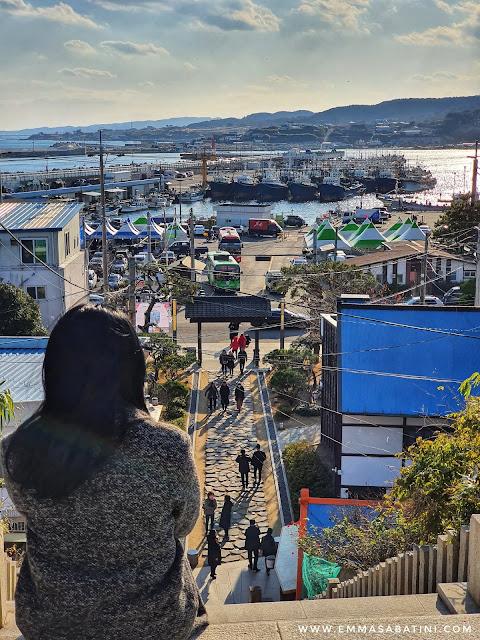 Guryongpo Pohang, When the Camellia Blooms 동백꽃필무렵