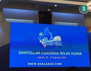 Pendaftaran SCKD (Simposium Cendekia Kelas Dunia) 2019 Dibuka