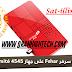 طريقة تفعيل سرفر Fshar على جهاز Sat-illimité 4545 جديد