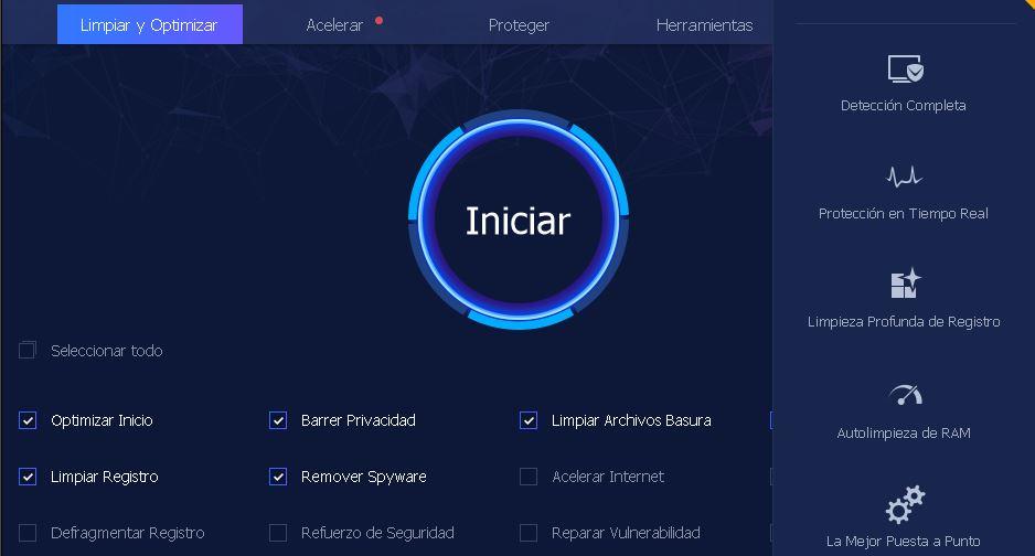 Advanced SystemCare Pro Full Español