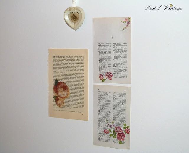 paginas-libros-decoupage-mural