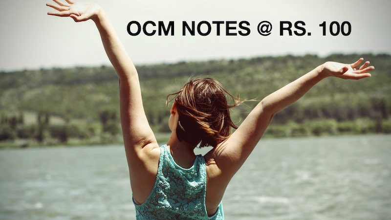 OCM NOTES FOR BOARD EXAM