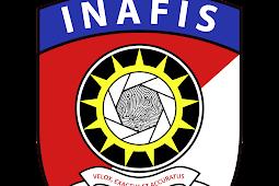Unduh Logo Inafis Polri Vektor Format AI