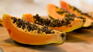 managing stress using papaya