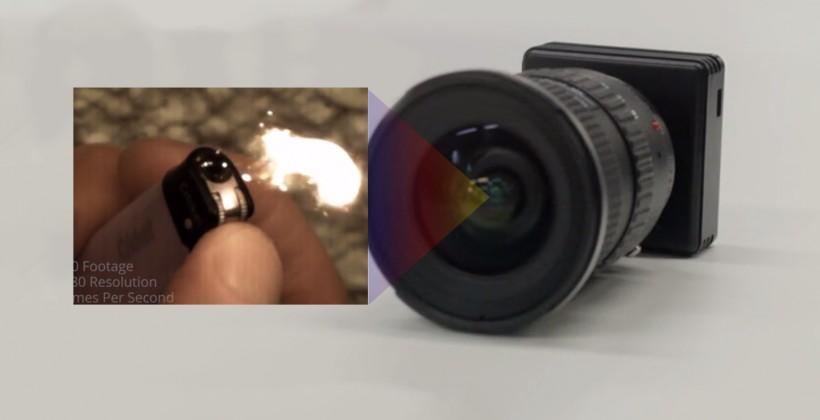 FPS1000, Kamera Berkecepatan Tinggi Dengan Harga Terjangkau