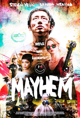 Mayhem [2017] [DVD] [NTSC] [R1] [Latino]